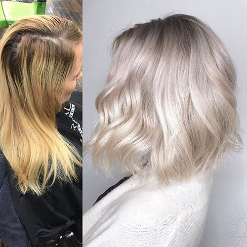 40 New Ash Blonde Short Hair Ideas With Images Ash Blonde