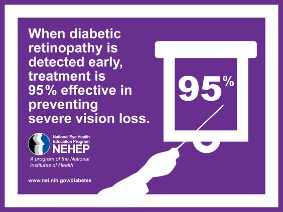 Learn more about diabetic retinopathy and early detection