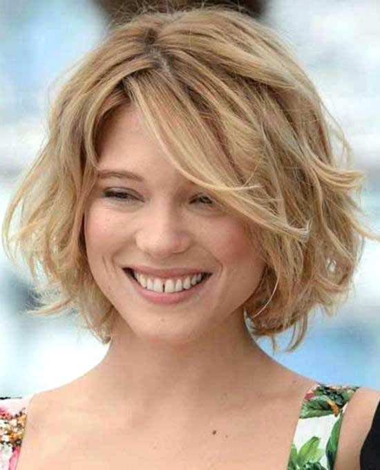 Unique Layered Bob Hairstyles For Fine Wavy Hair Wavy Bob