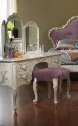 luxury french dressing table