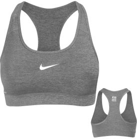 Nike Women's Pro Victory Compression Bra - Dick's Sporting Goods - Carbon Heather Grey - Size Small - $30.00
