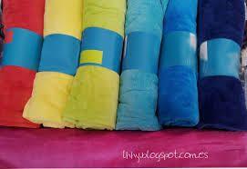 Resultado de imagen para toallas de playa