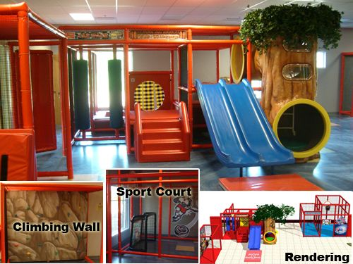 indoor playground equipment indoor playground designThe Blue