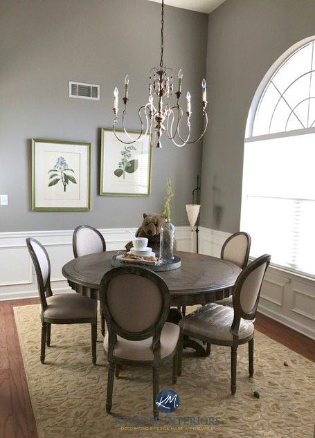Dining Room Paint Colors White, Light Gray Paint Colors Dining Room