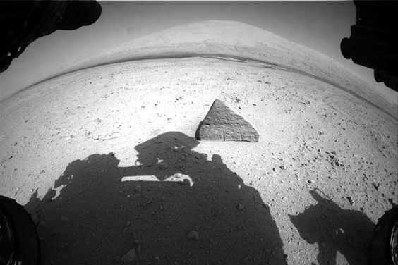 "Mars-Rover ""Curiosity"": Rock-Star auf dem Roten Planeten"