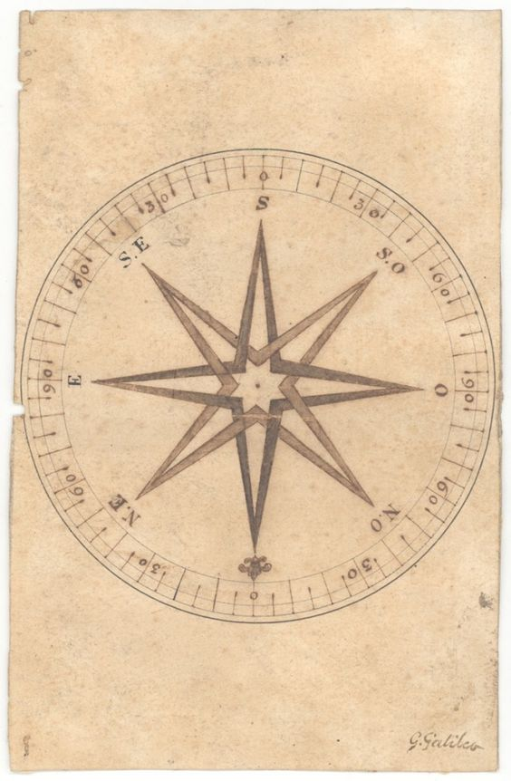 astronomy sketch galileo - photo #12