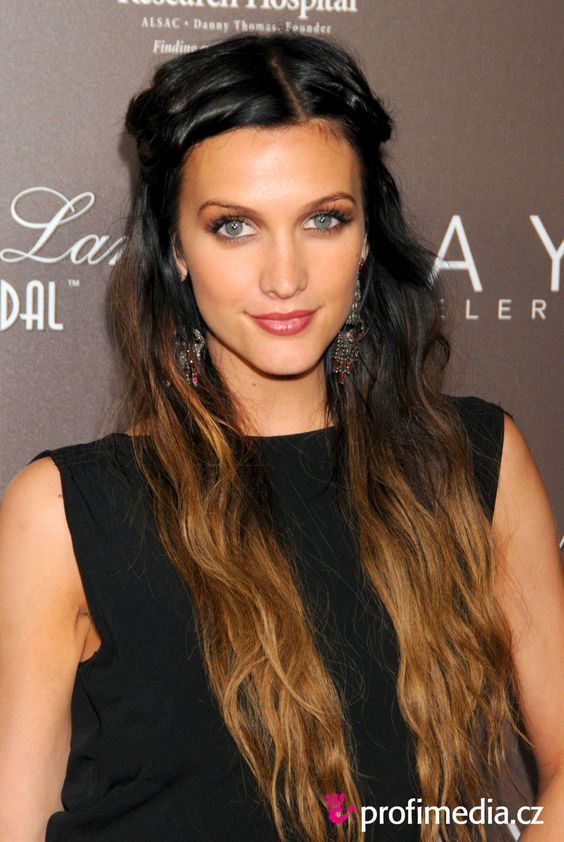 Image detail for -Prom hairstyle - Ashlee Simpson-Wentz - Ashlee Simpson-Wentz