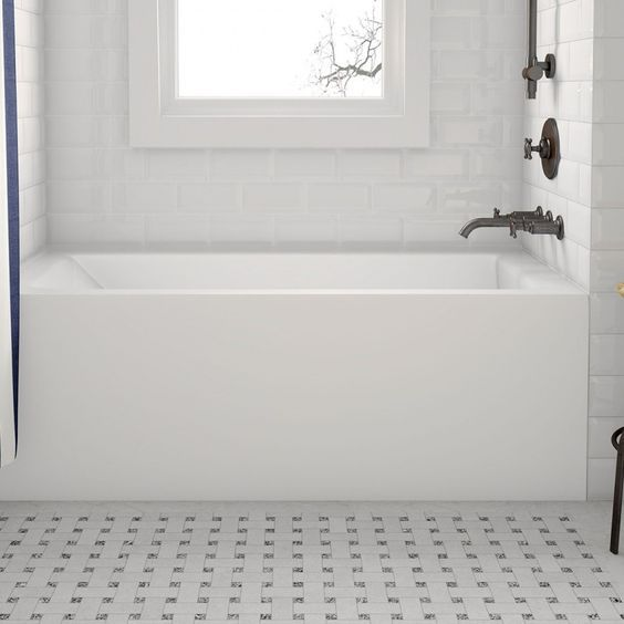 Different Types Of Bathtub Materials To Consider To Uplift Your