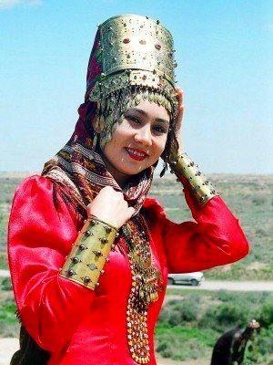 Turkmen Gelin-Ve-Gyzlary