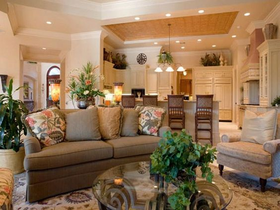 The best neutral paint colors shades living room home for Neutral living room ideas