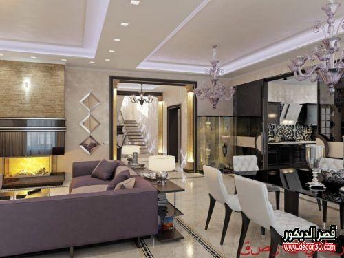ديكورات منازل تركية حديثة 2020 ديكور تركي بسيط قصر الديكور Home Room Design House Rooms Home