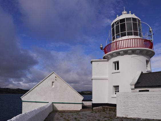 Lighthouse Ireland by Michael Guthmann, via 500px