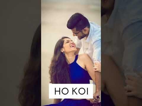 Hasi Ban Gaye Female Version Full Screen Wp Status Youtube Romantic Songs Video Female Songs New Whatsapp Video Download