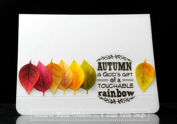 Leaves and Petals Die Set