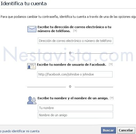 Su Cuenta De Facebook Ha Sido Hackeada O Has Olvidado Tu Contraseña Y Ya No Puedes Entrar A Facebook Ust Cuentos Direccion De Correo Electronico Facebook