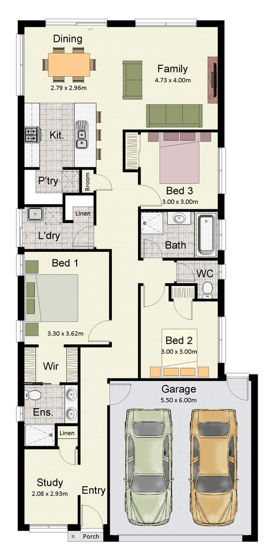 Hotondo Homes 39 Annadale 169 Is A Compact Design Suitable