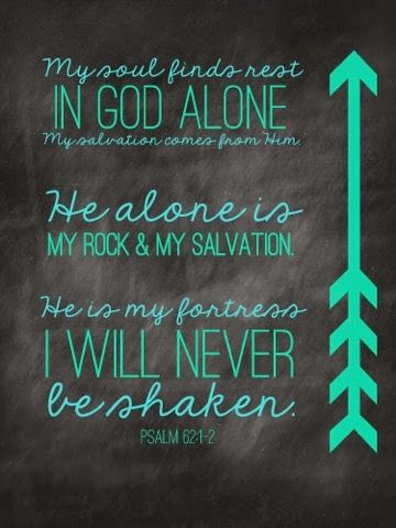 Sweet Blessings: He alone