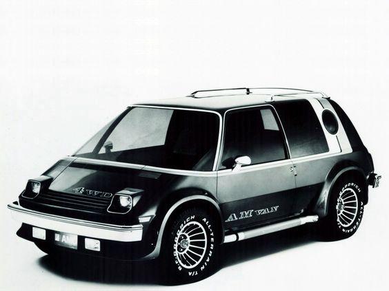 AMC am/van concept 1977