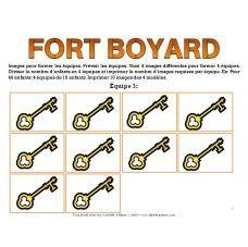 Fort Boyard - Pour les 9 à 14 ans