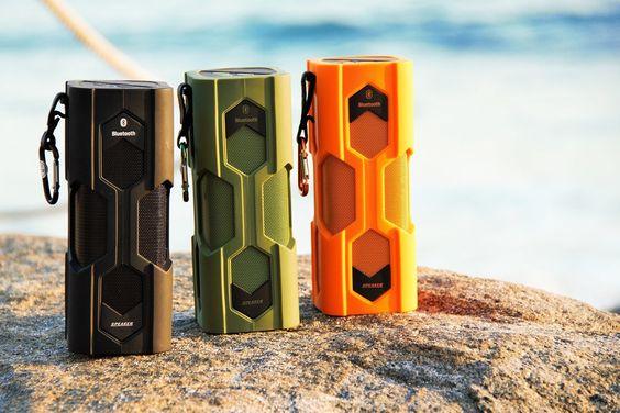 Sound Monkey Outdoor Bluetooth Speaker