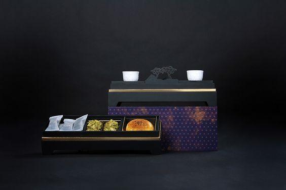 Grand Garden / 觀園茶事 on Behance