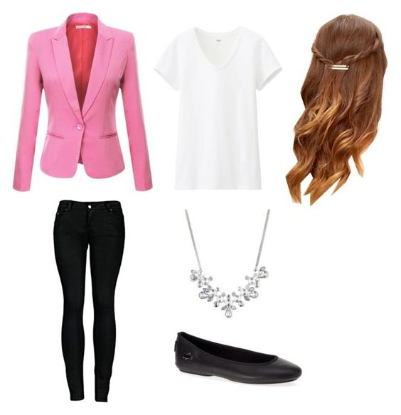"""""""Work outfit"""" by abbyddelafuente on Polyvore"""