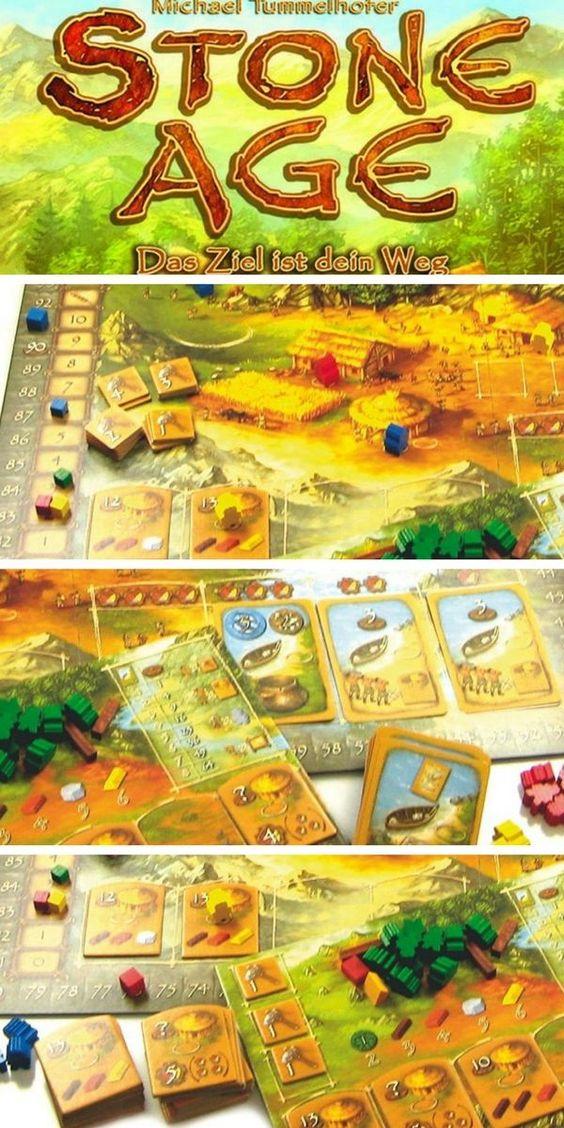 Stoneage Die Besten Familienspiele Gesellschaftsspiele Ab 10 Jahren Familienspiele Gesellschaftsspiele Brettspiele