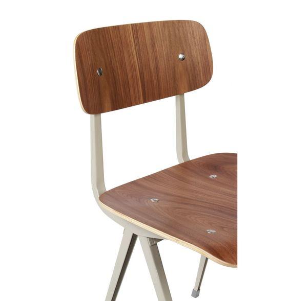 Kramer Dining Chair - Matt Blatt