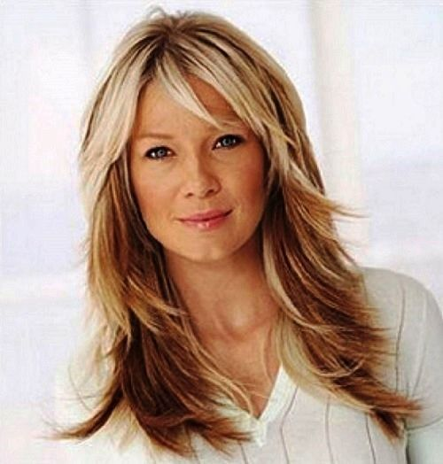 21 Flattering Long Hairstyles For Women Over 50 To Try Instantly Long Hair Styles Hair Styles Long Hair 50