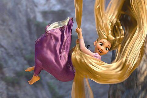 The Tangled Evolution of the Disney Princess