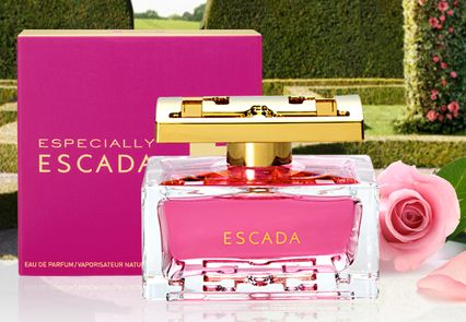 Free Perfume Samples from Escada