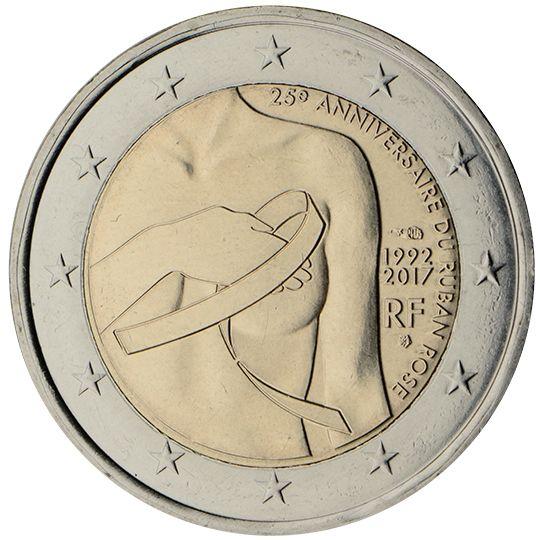 2 Commemorative Coins 2017 Nel 2020 Monete Banconota