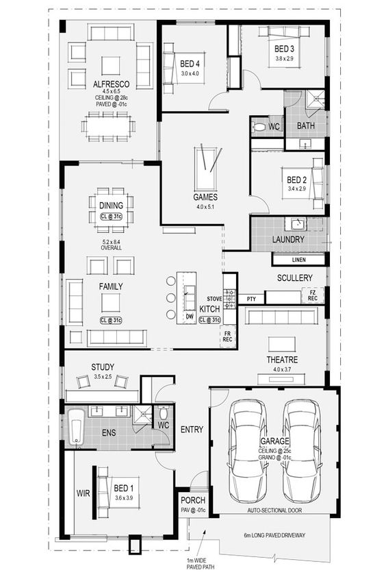 check out the beautiful  vienna display home u0026 39 s  floorplan
