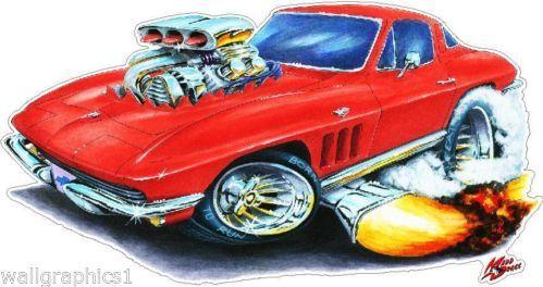 Corvette Fire Breather 1965 1967