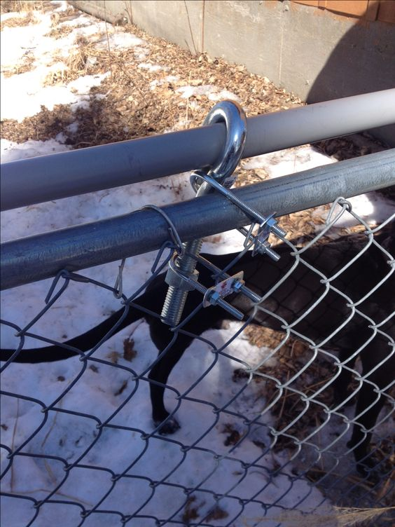 Diy Dog Proof Fence Topper Coyote Roller All You Need