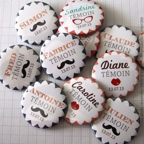Badges Personnalis S T Moin Home Made Pinterest