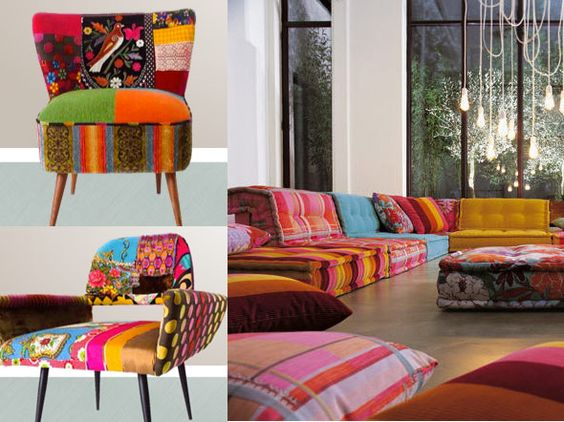 muebles: Best Pins Today, Muebles Lindos, Muebles Objetos, ஜBokja Furnitureஜ, Full Color, Awesome Pin, Bold Decor, Decoracion Awesome, Colorful Interiors