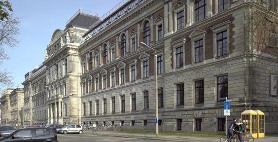 Hochschule für Grafik und Buchkunst Leipzig - Leipzig - Sachsen
