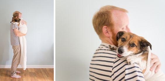 Casal cria série fotográfica adorável para mostrar que um cão também é um membro da família Huntsville & Madison AL Pet Photography 01