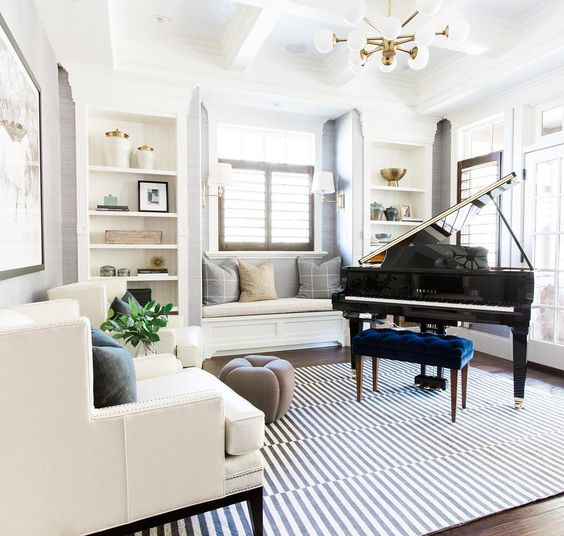 Modern Traditional Mix For The Win Living Rooms Pinterest Modern