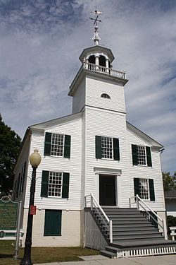 "My heroine, Maude Welling, attends this church in ""My Heart Belongs on Mackinac Island"" (Barbour Publish, July 2017) Mission Church - Mackinac Island"