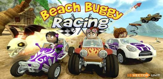 Image result for beach buggy racing games