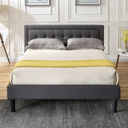 Home Upholstered Platform Bed Headboards For Beds Platform Bedroom