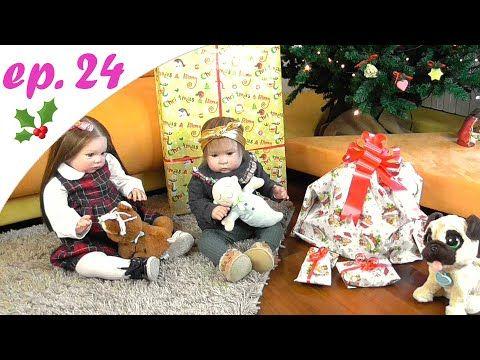 Apriamo I Regali Di Natale.Ep 24 Apriamo I Regali Di Natale Vita Da Reborn 2 Youtube Regali Di Natale Natale Regali