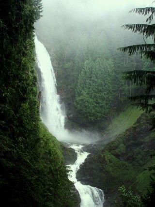 I love Waterfalls