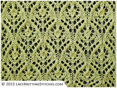 Grapevine Lace Knitting Pattern : Pinterest   The world s catalog of ideas