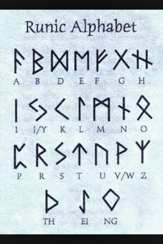This is the key to solving those weird symbols in the theme song (see ...