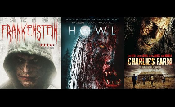 Horror movie distributors
