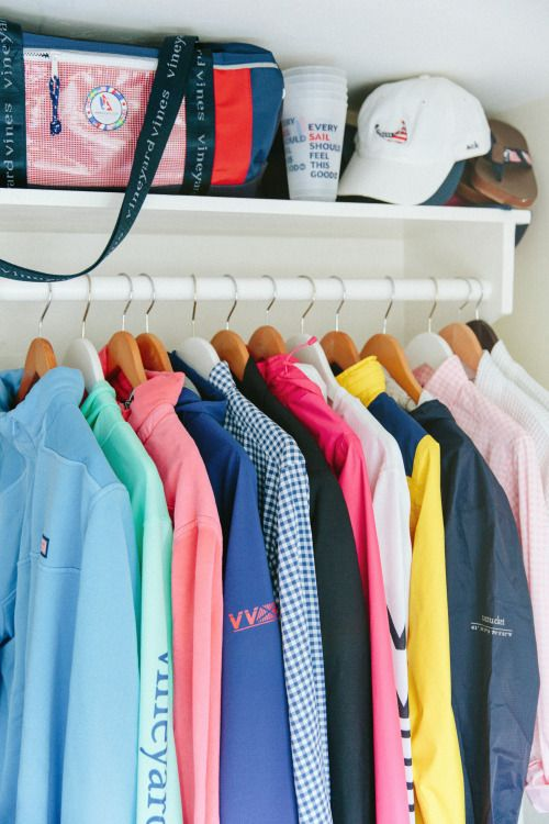 Preppy Essentials