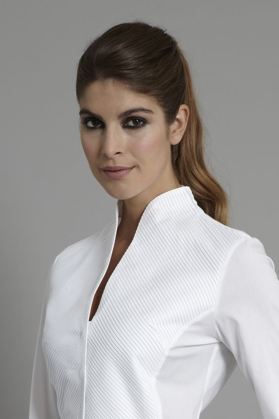 The Shirt Company: the perfect white shirt for women | clothes and ...